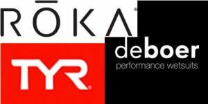Manufacturer logos. Images courtesy: ROKA, TUR, debour