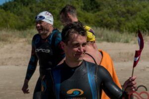 That's Ingus who crated the website Triathlon Wetsuit Reviews