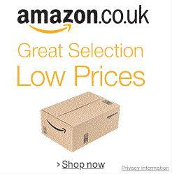 Amazon.co.uk banner