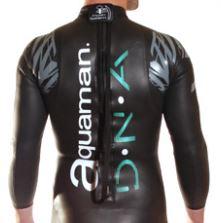 Aquaman dna wetsuit
