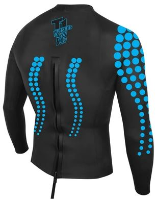 DeSoto Black Pearl wetsuit