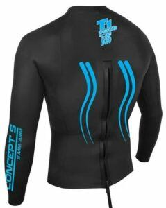 DeSoto First Wave wetsuit