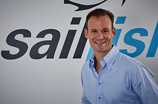 Sailfish founder Jan Sibbersen