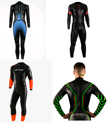 Newest Wetsuits 2020