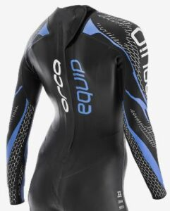 Orca equip wetsuit