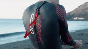 Orca predator wetsuit