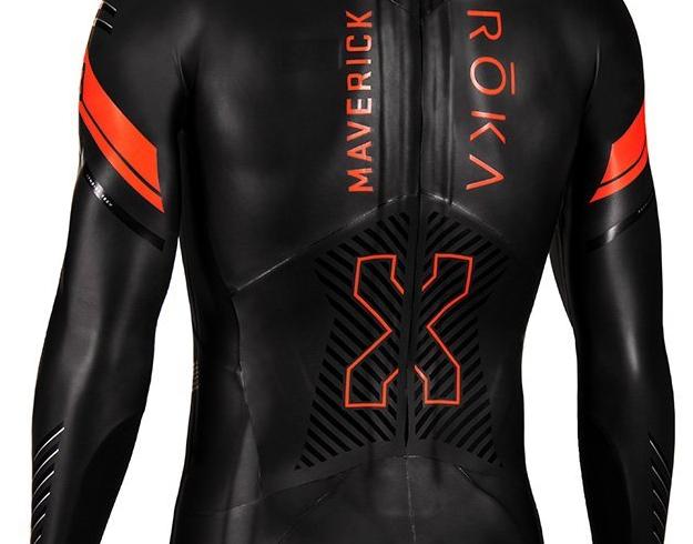 Roka Maverick X wetsuit