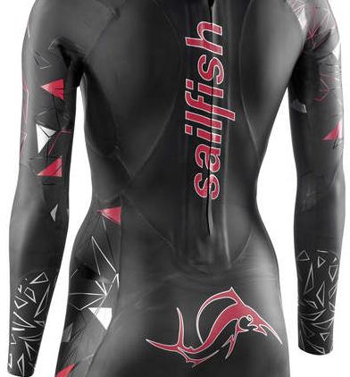 Sailfish Attack wetsuit