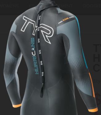 TYR Hurricane cat 2 wetsuit