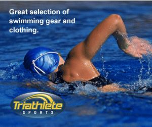 Banner of Triathlete Sports shop