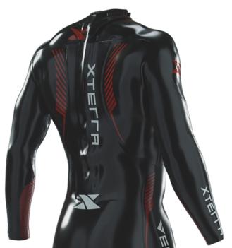 Xterra Vector Pro wetsuit
