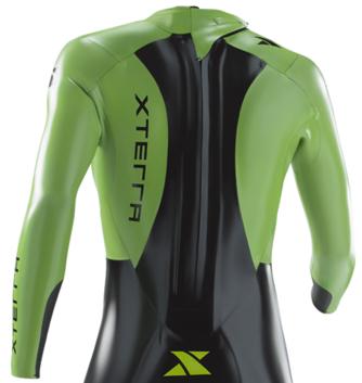 Xterra Vivid wetsuit