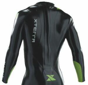 Xterra Volt wetsuit