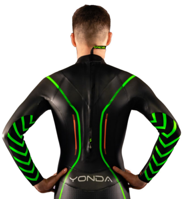 Yonda Ghost II wetsuit