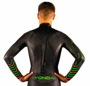 Yonda Spirit II wetsuit