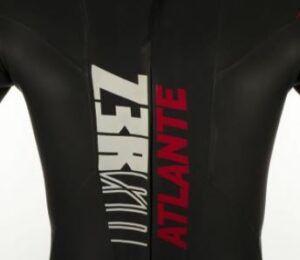 Z3ROD Atlante wetsuit logo