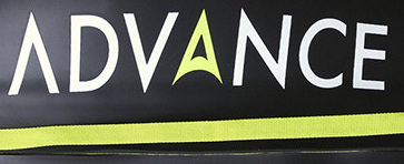Zone 3 advance wetsuit logo