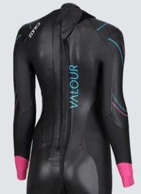 Zone 3 Valour wetsuit