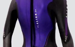 Zone3 align wetsuit logo