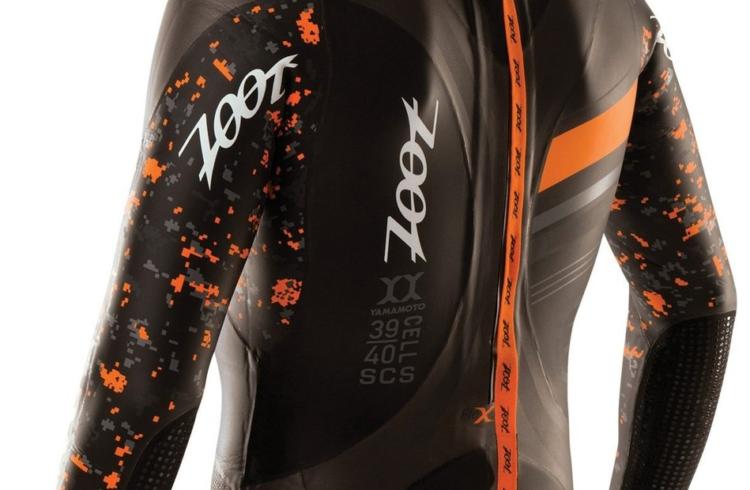 Zoot Wave 3 wetsuit